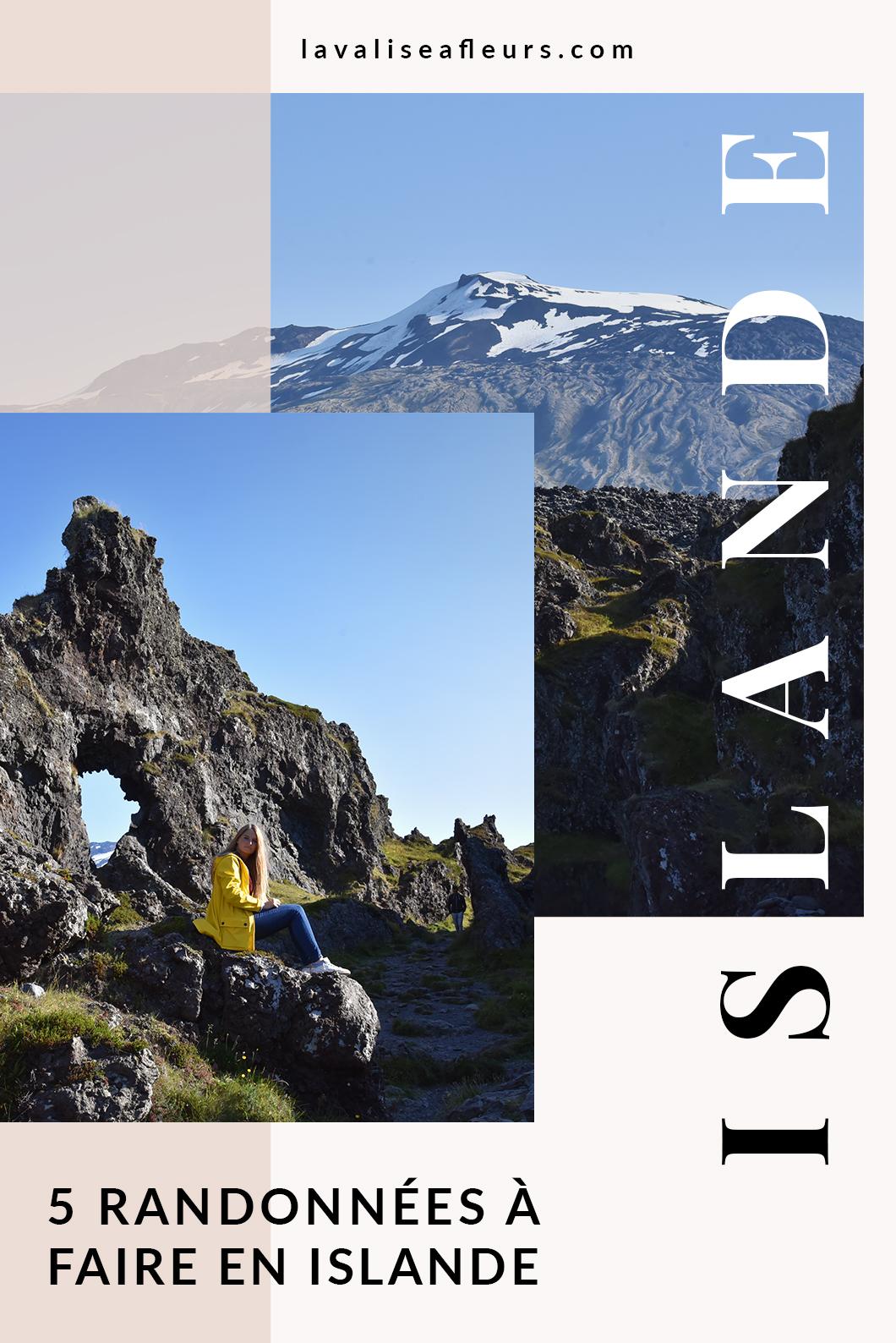 5 randonnées à faire en Islande