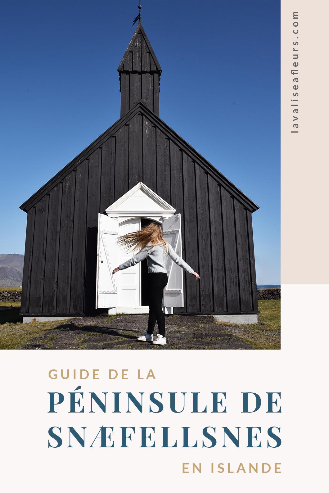 Guide de la Péninsule de Snæfellsnes en Islande