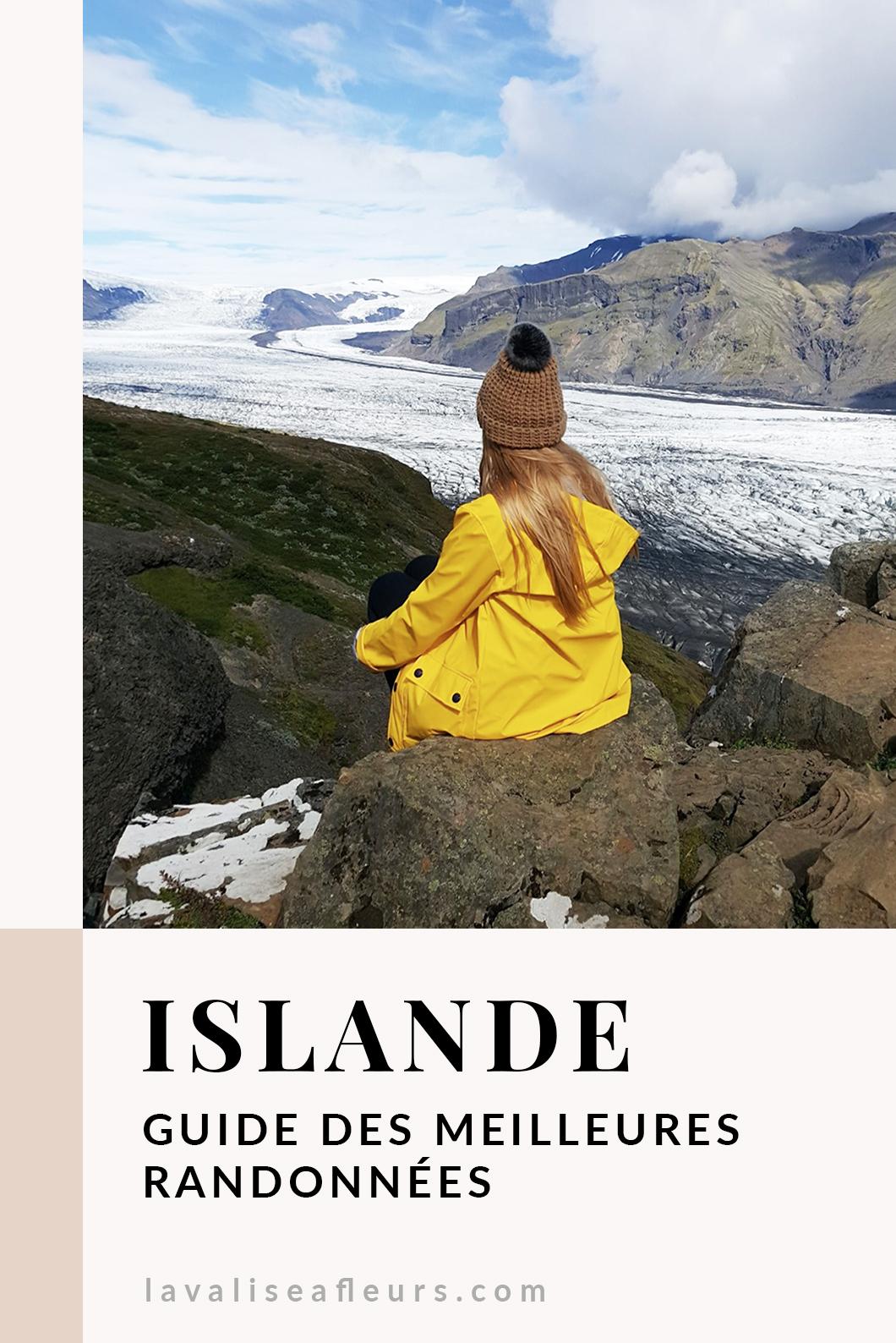 Guide des meilleures rando en Islande