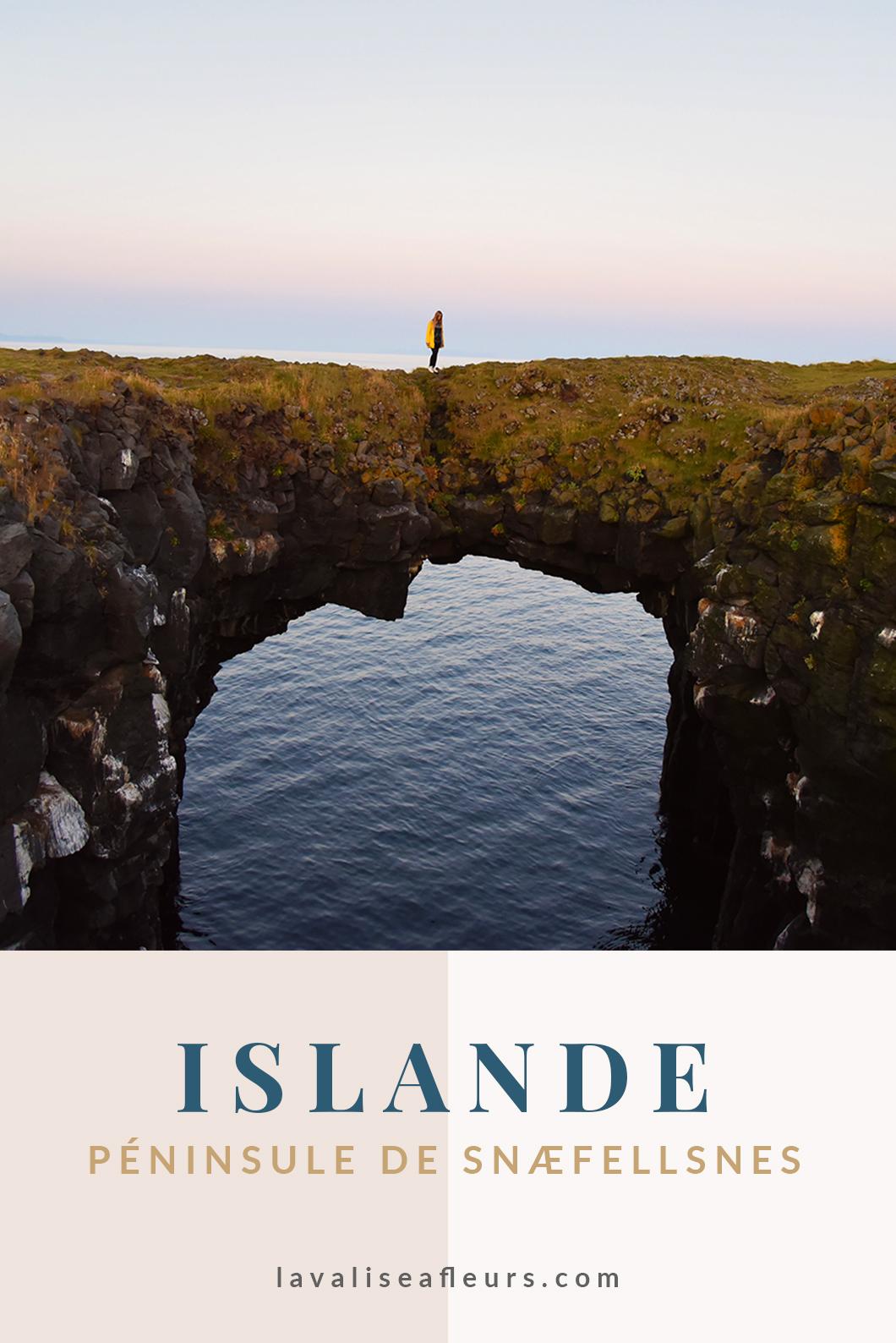 Que faire dans la Péninsule de Snæfellsnes en Islande