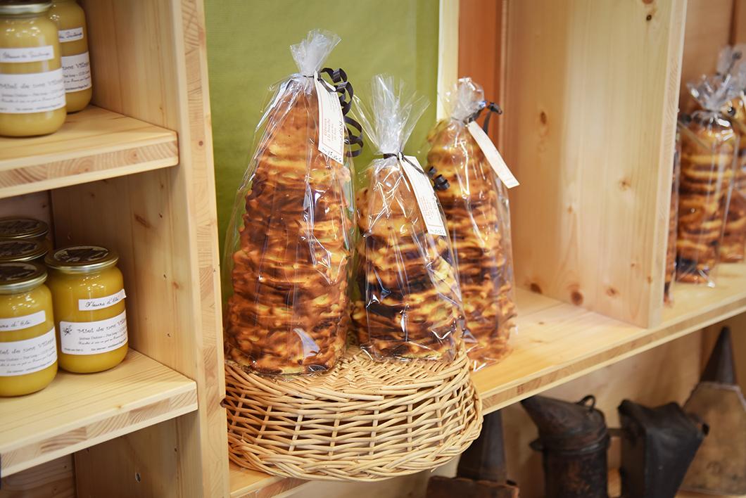 Gâteau à la broche - Aveyron