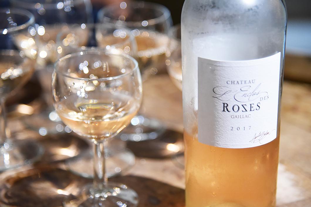Dégustation de vins de l'Aveyron