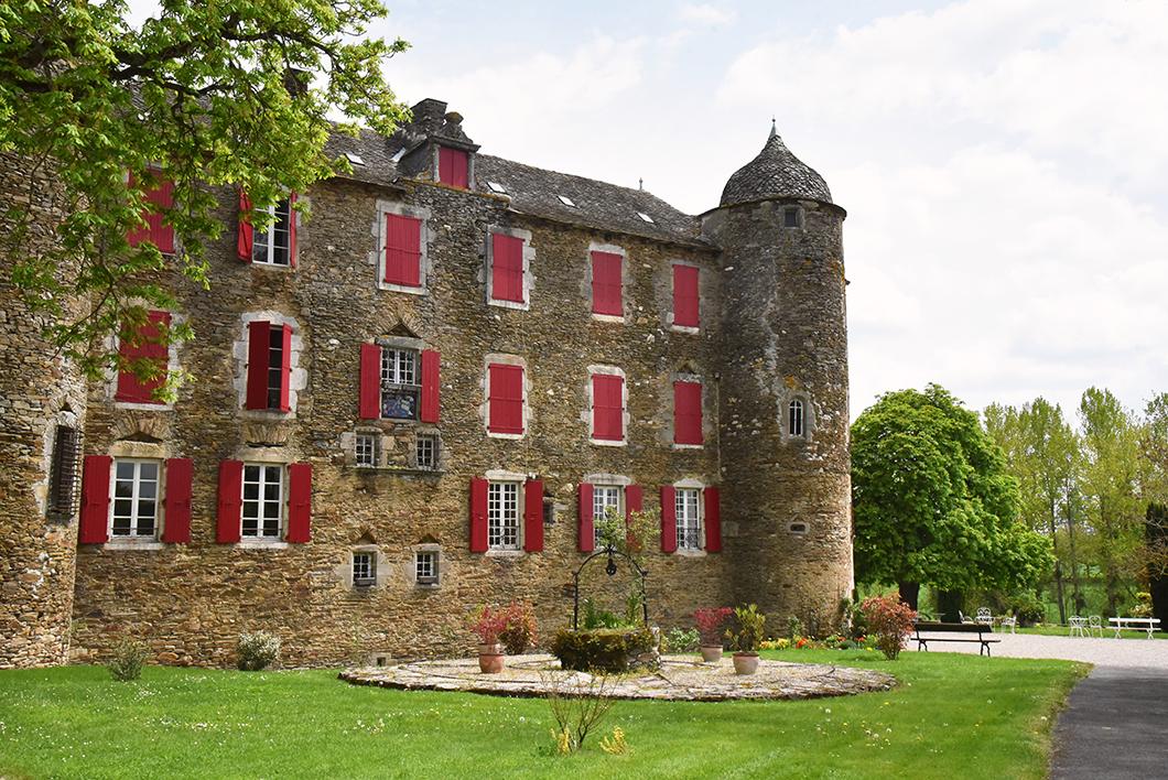 Visite du château du Bosc