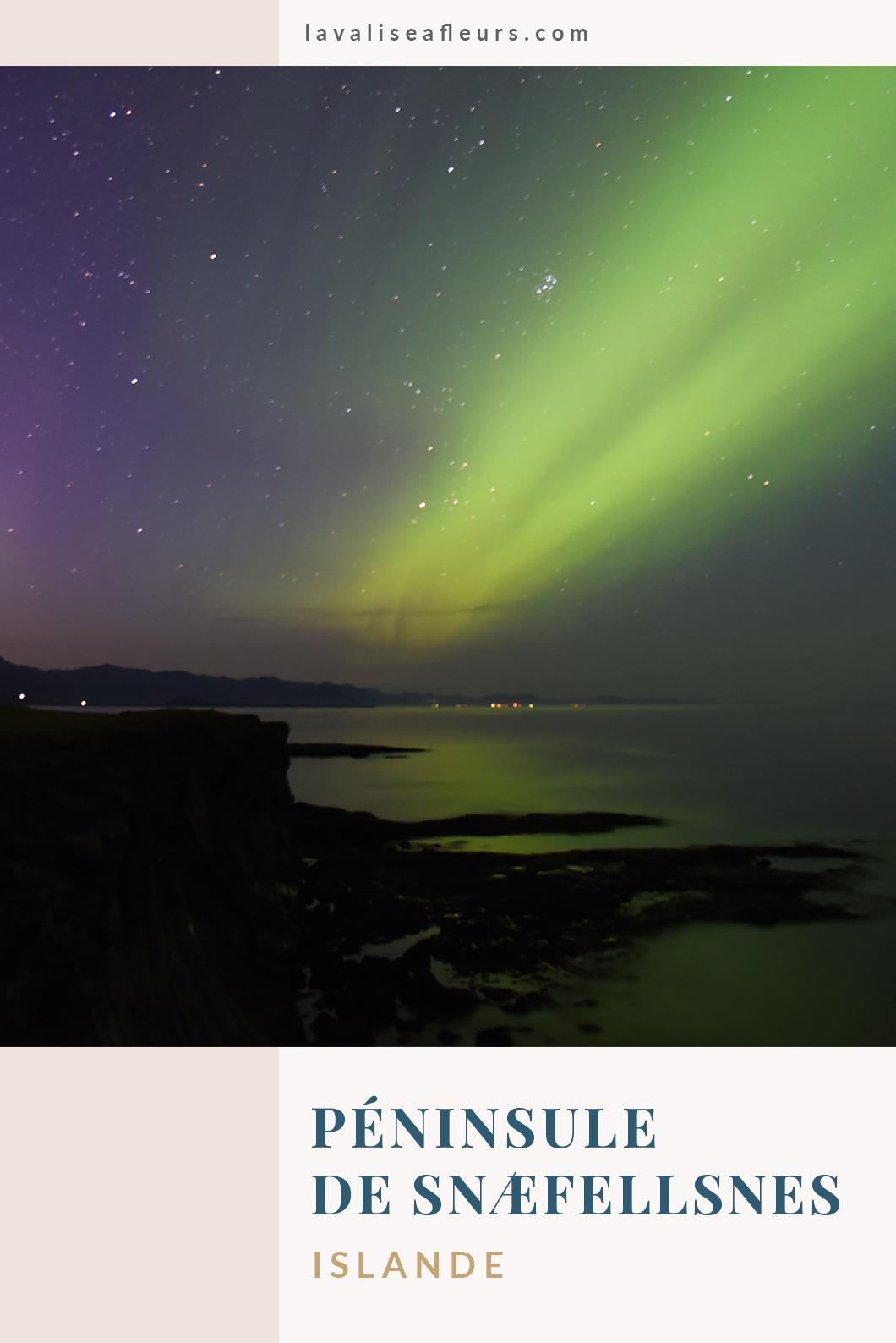 Visiter la Péninsule de Snæfellsnes en Islande