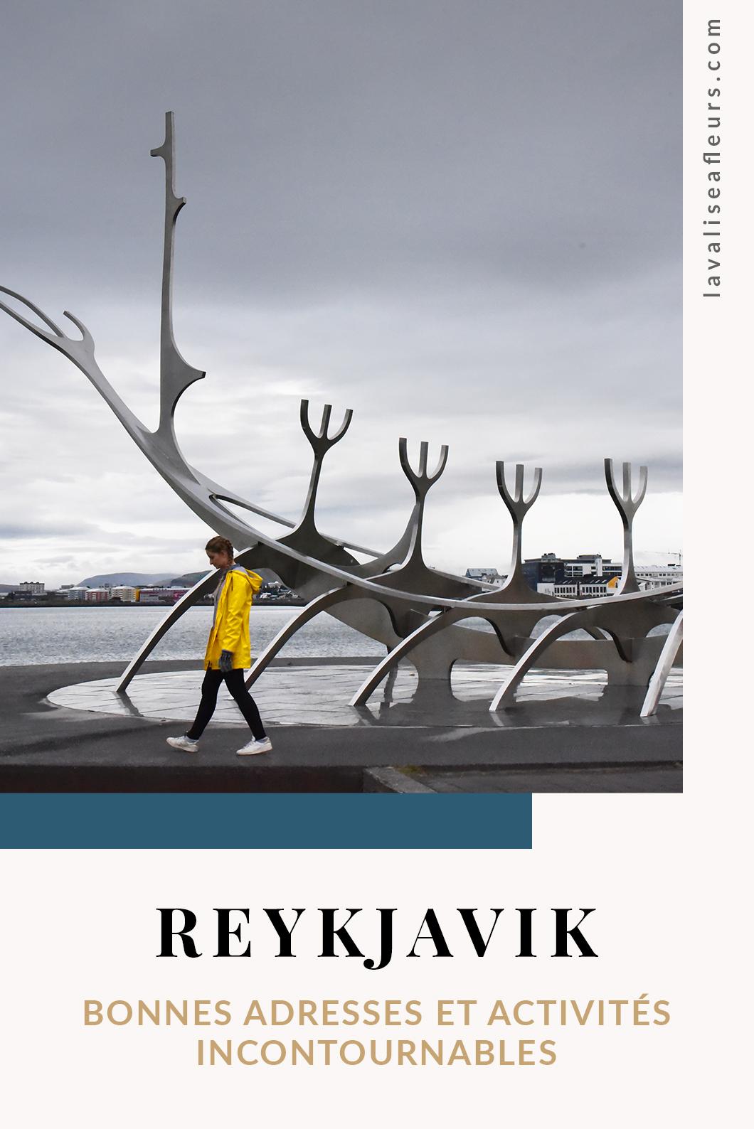 Bonnes adresses et activités incontournables à Reykjavik
