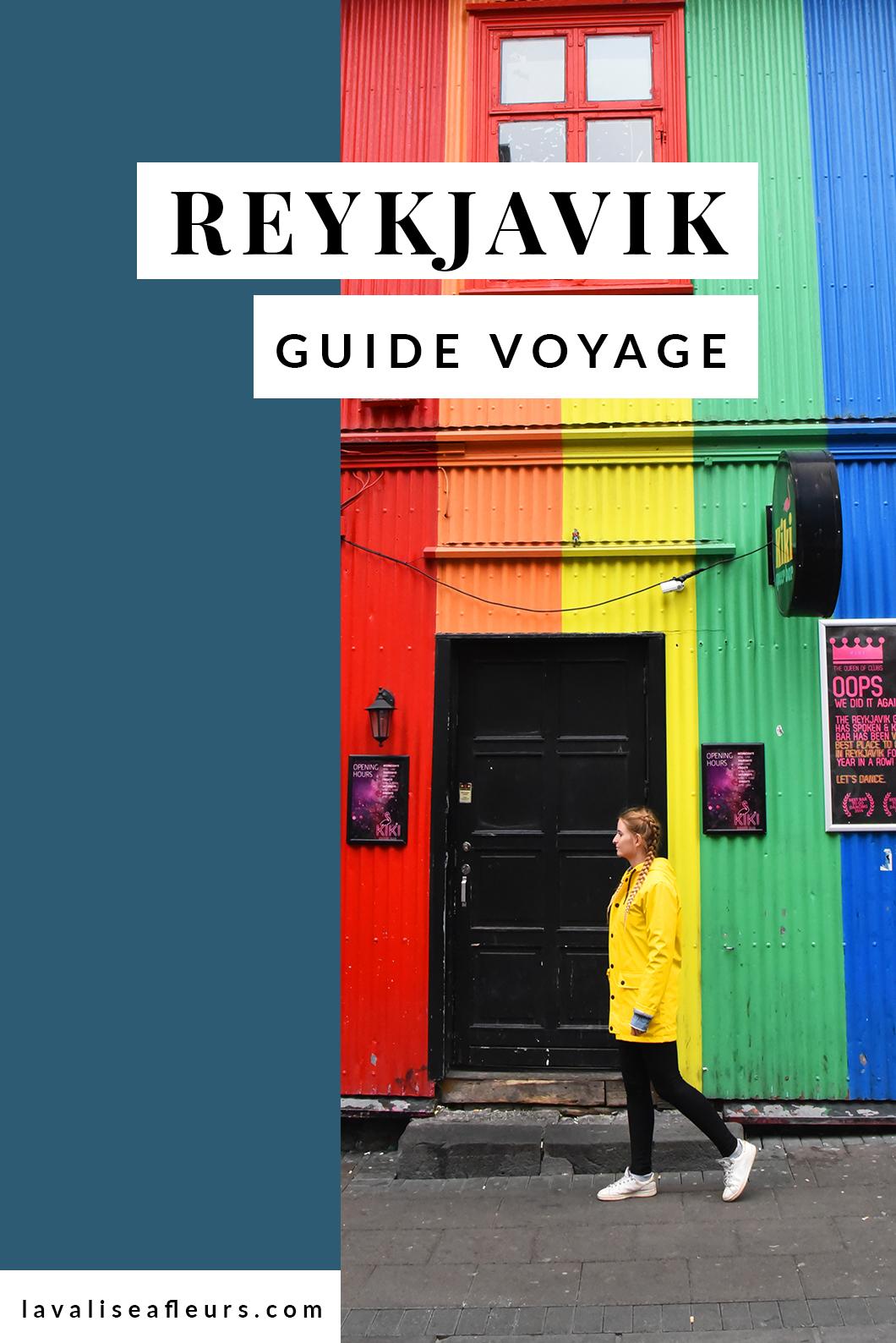 Guide de Reykjavik en Islande