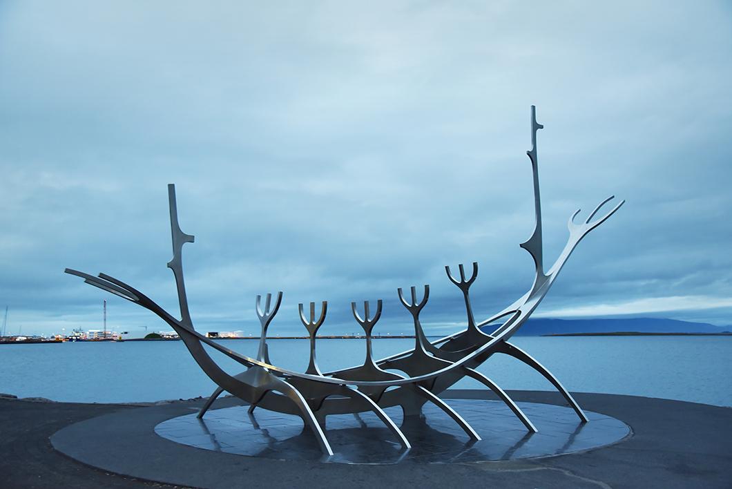 Voyageur du Soleil - Reykjavik