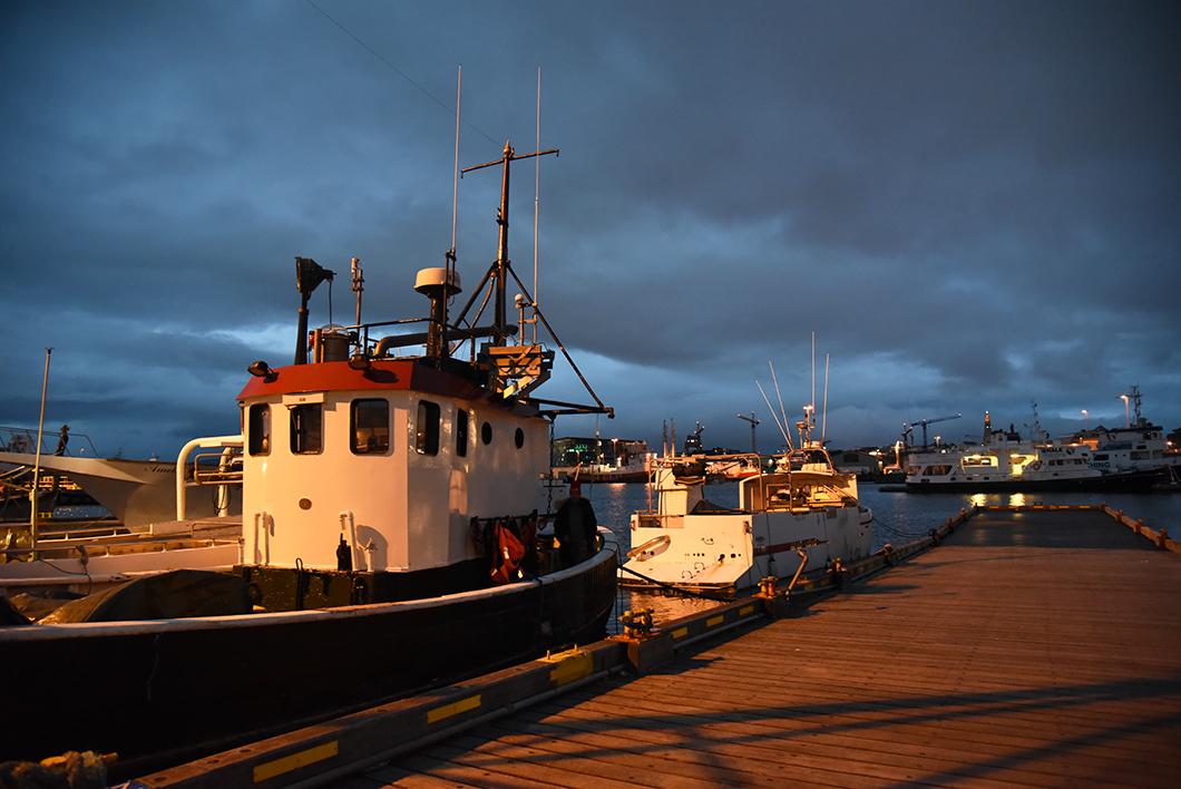Port de Reykjavik
