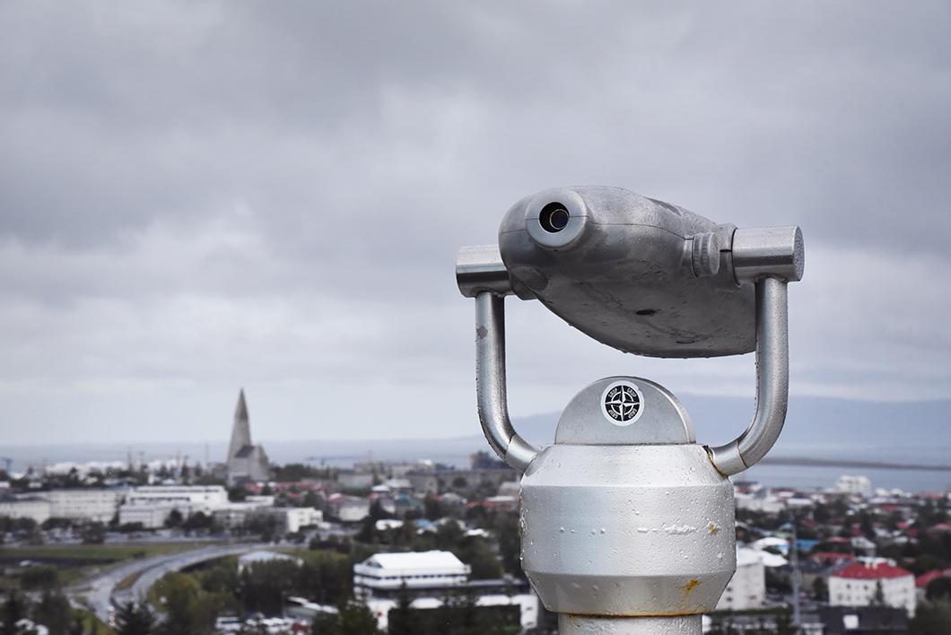 Perlan - Reykjavik