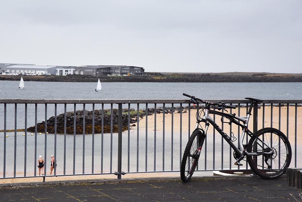 Nauthólsvík Beach - Reykjavik