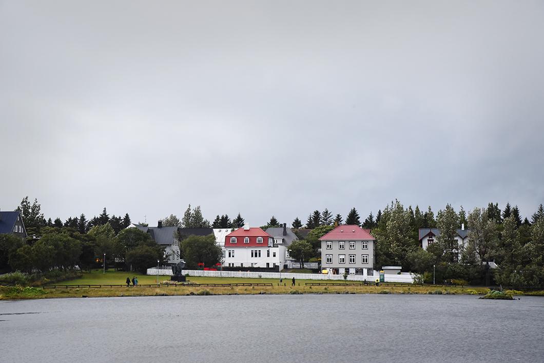 LacTjörnin - Reykjavik