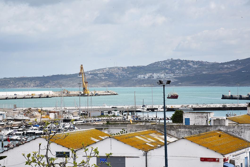 Port de Tanger - Maroc du Nord