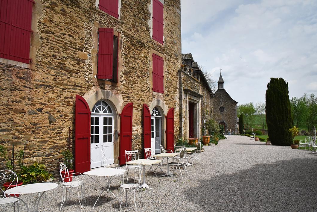 Château du Bosc - Ségala - Aveyron