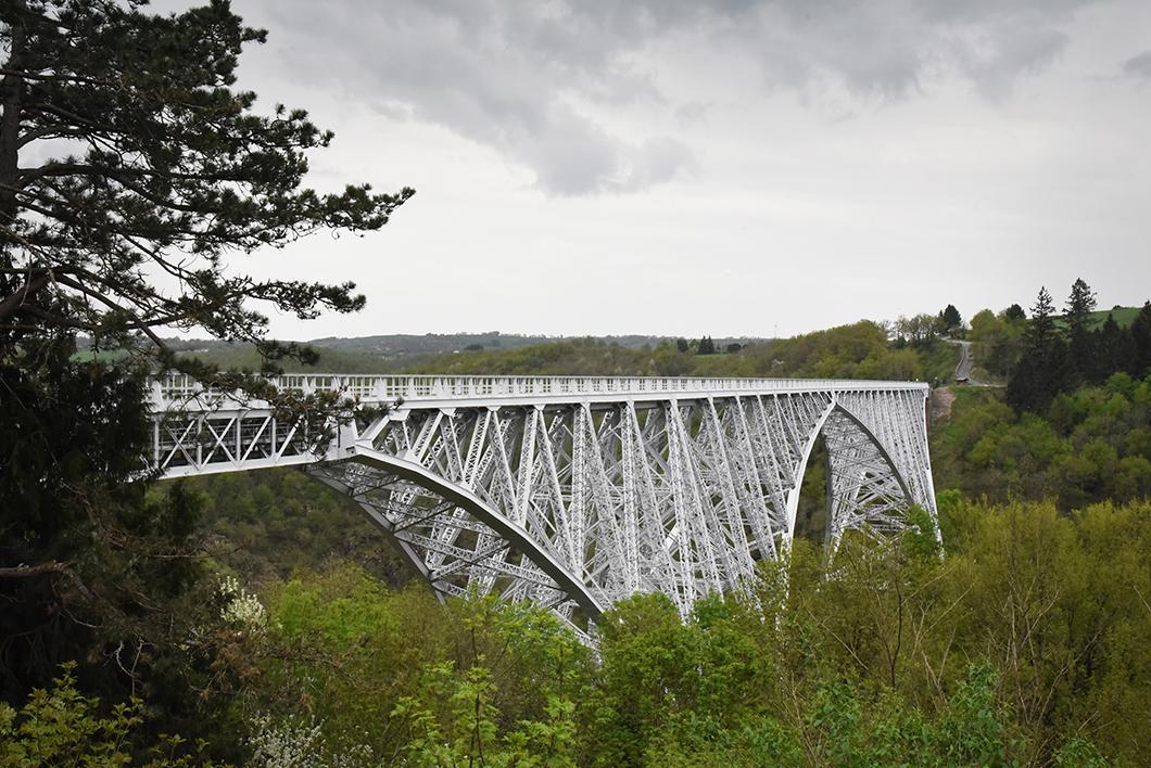 Viaduc du Viaur - Ségala - Aveyron