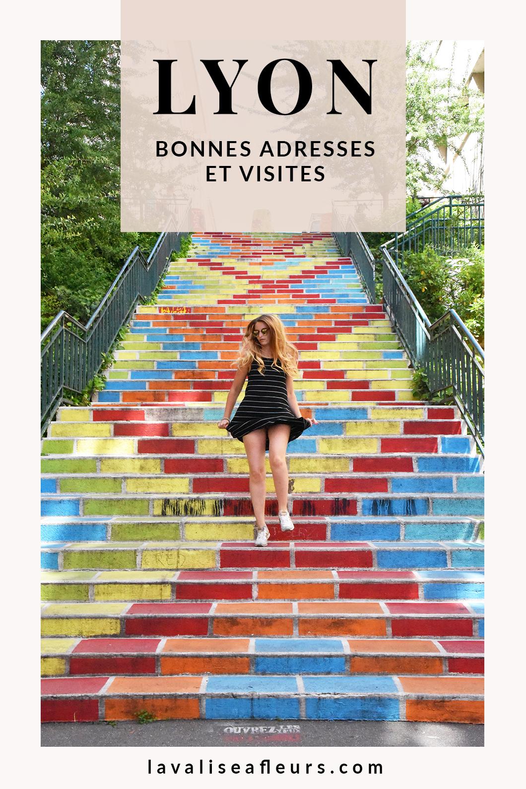 Bonnes adresses et visites à Lyon