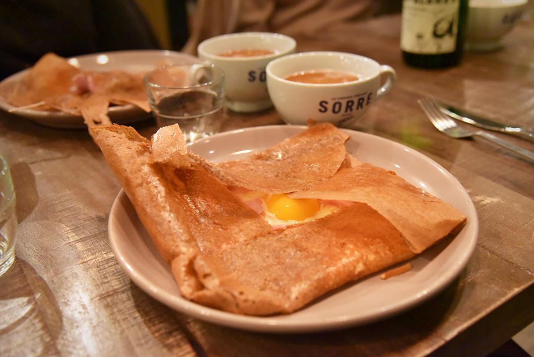 Bretons - Meilleures crêpes de Paris