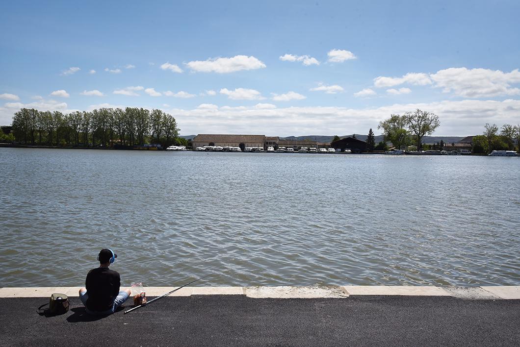 Castelnaudary, escapade sur le Canal du Midi
