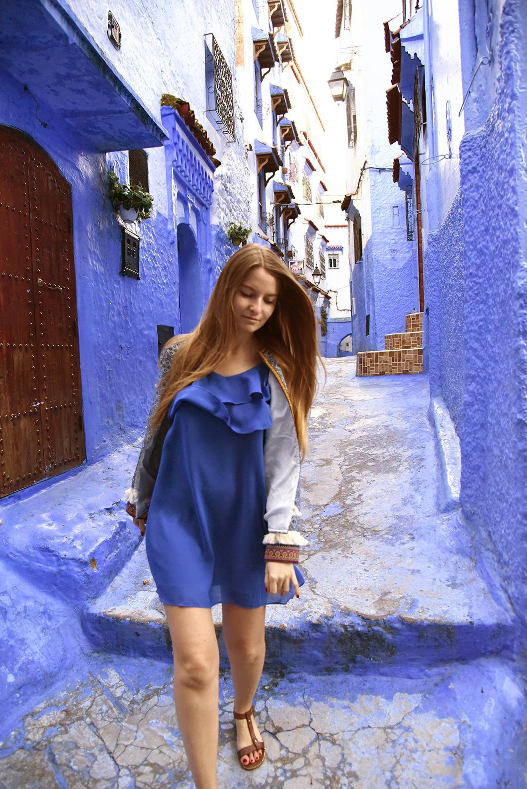 Voyage à Chefchaouen au Maroc