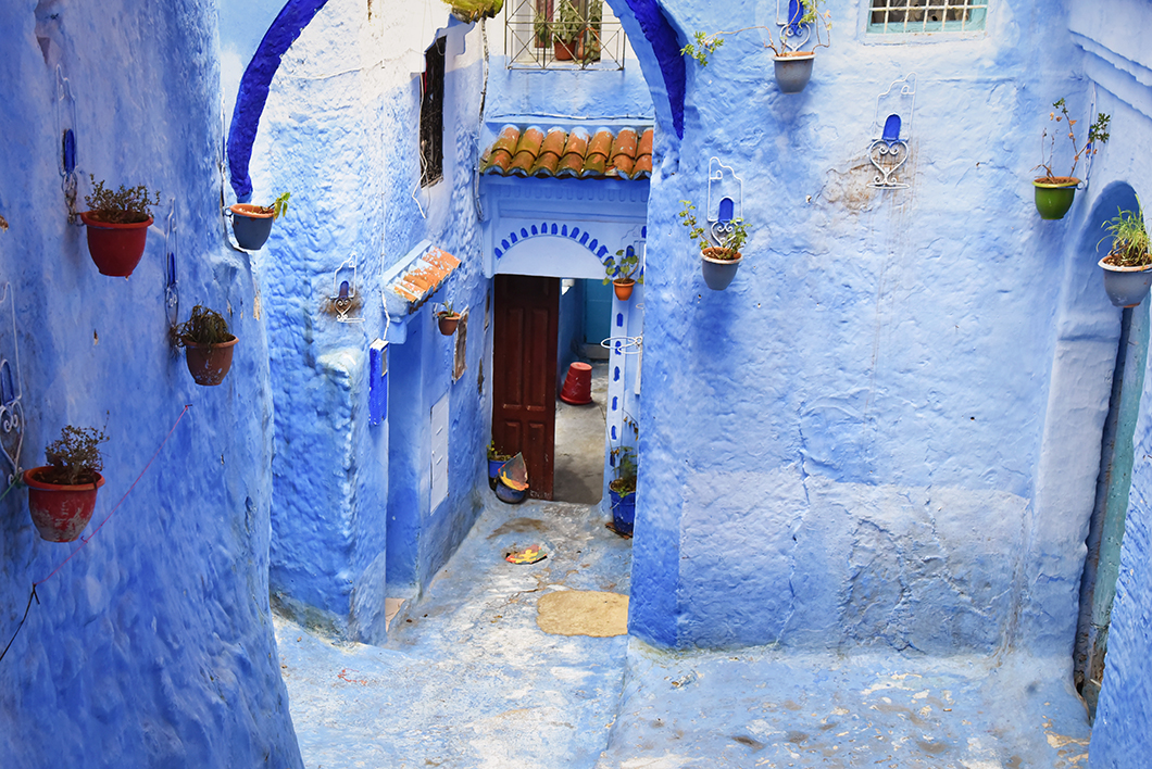 Visiter Chefchaouen - Maroc