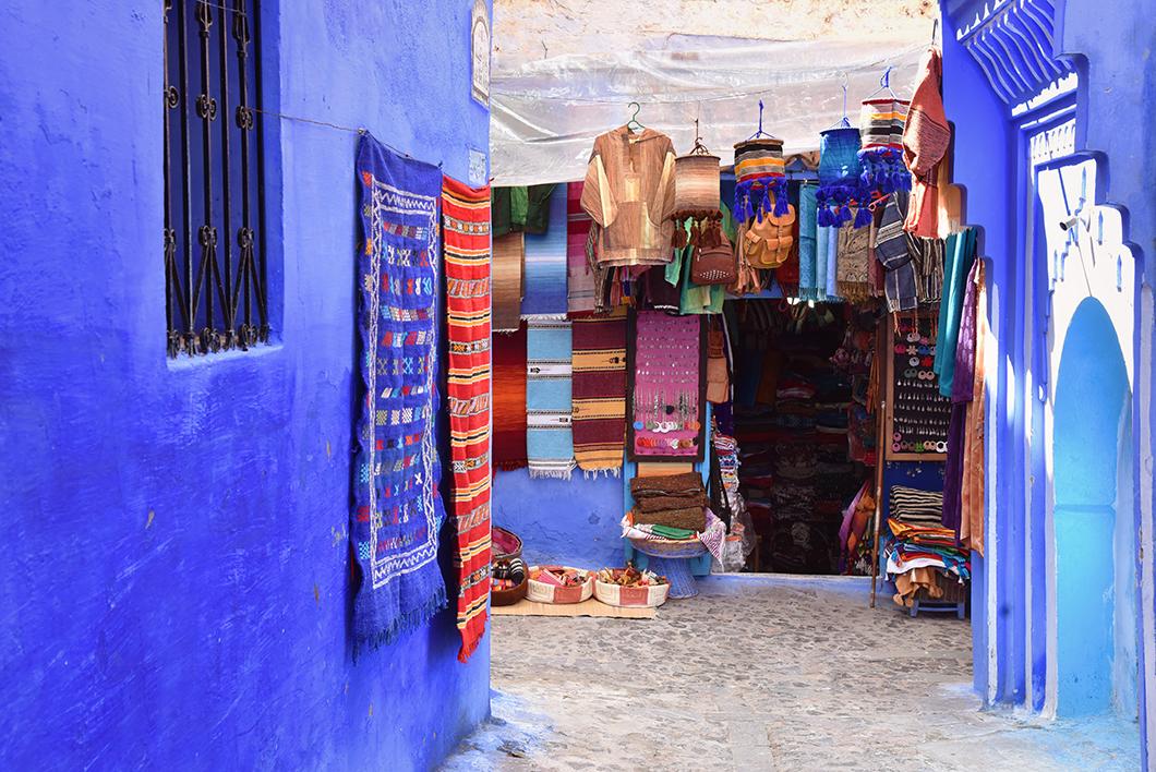 Meilleurs spots à Chefchaouen dans le Maroc du nord