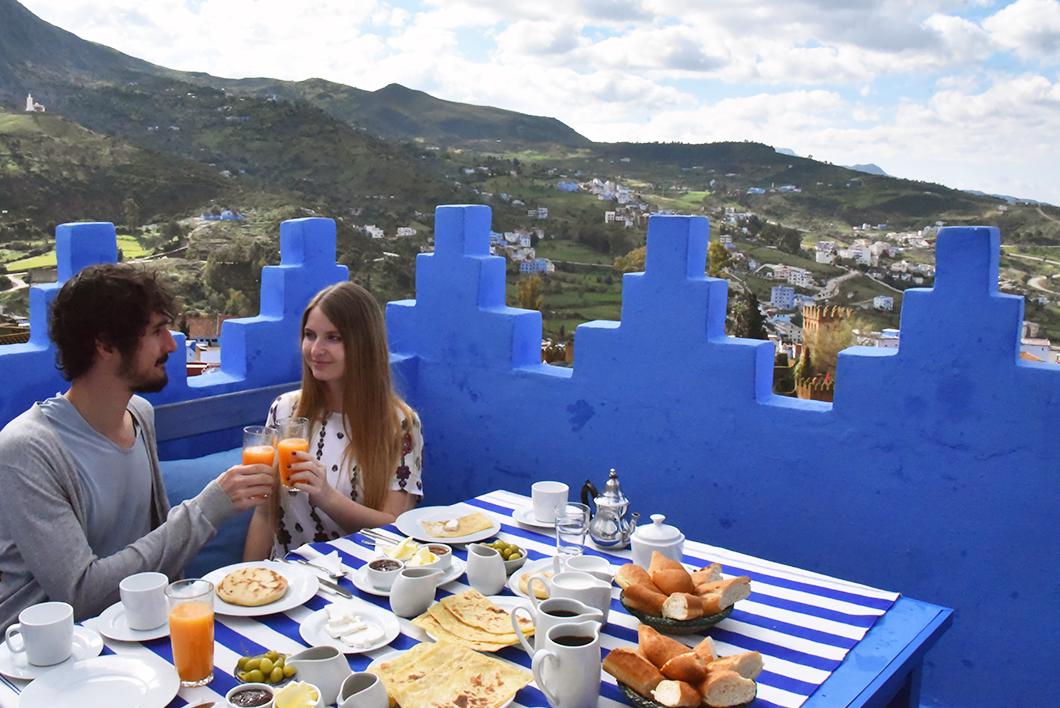 Meilleurs restaurants de Chefchaouen au Maroc