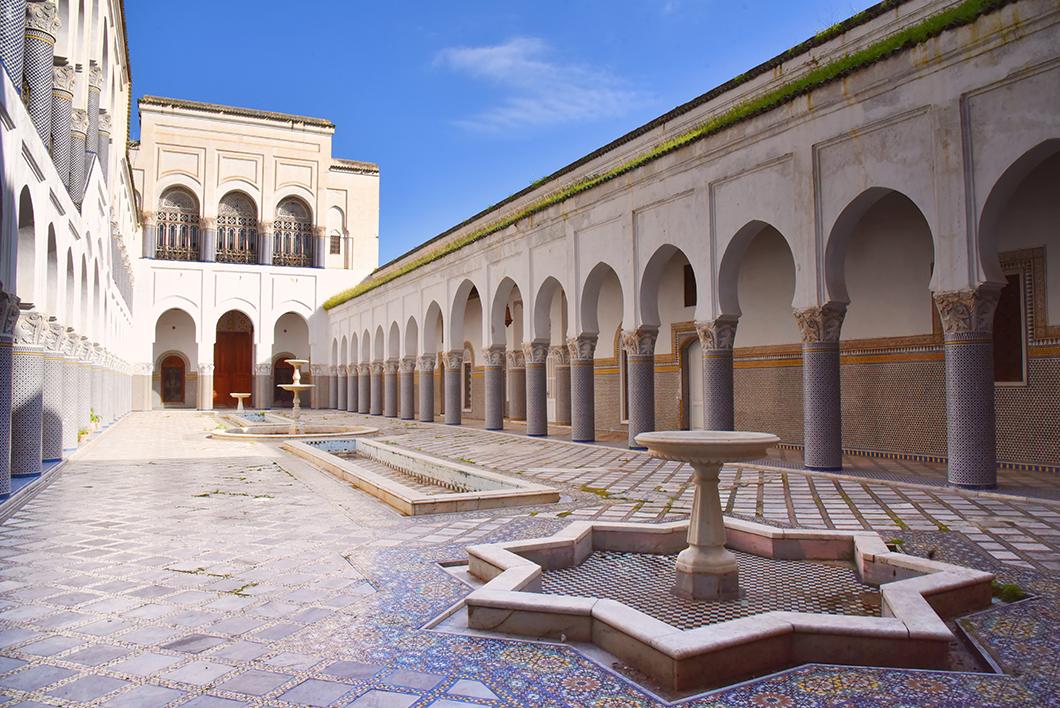 Visiter le Palais El Mokri à Fès
