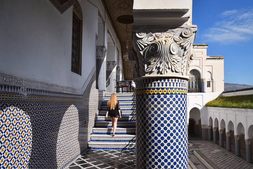 Palais El Mokri - Visites incontournables à Fès