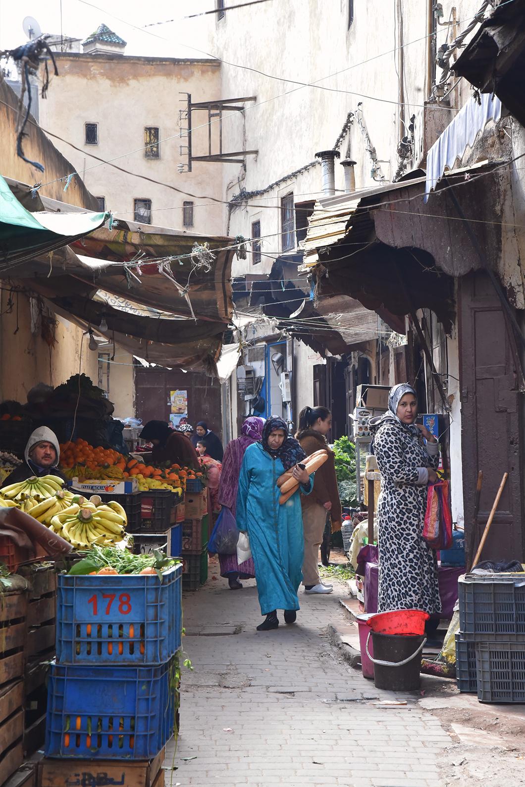 Visiter les souks de Fès au Maroc