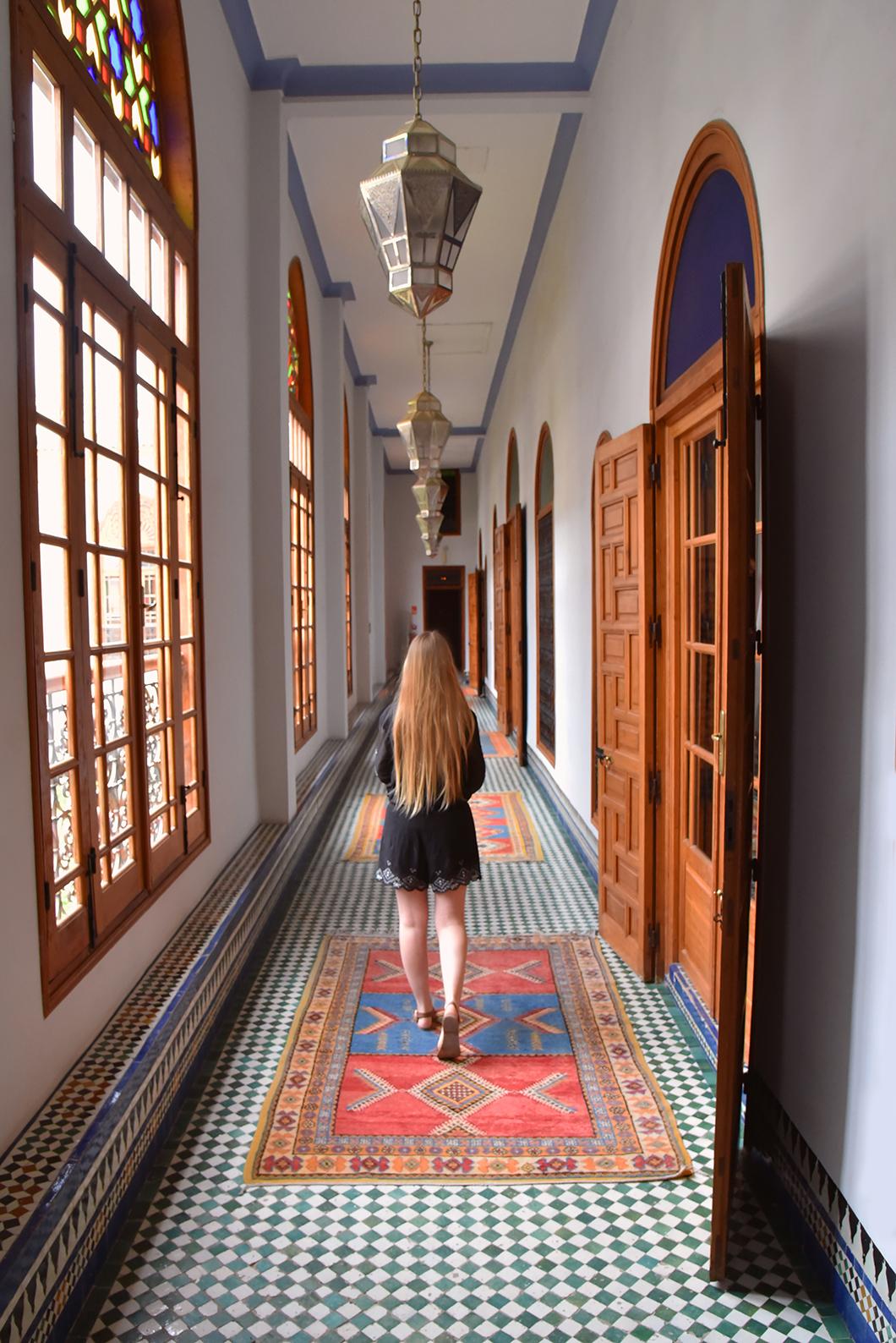 Visiter le Palais Amani à Fès