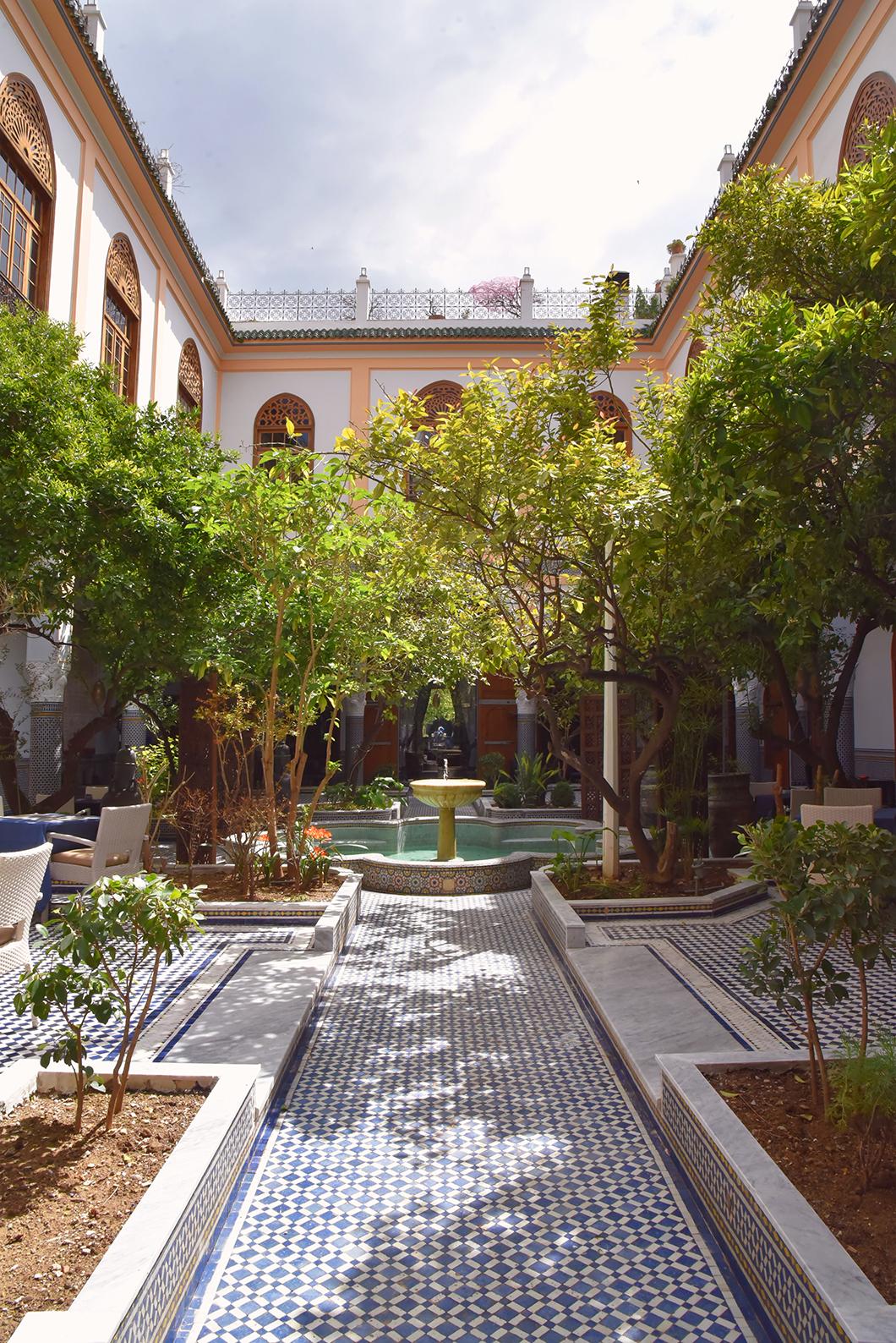 Palais Amani, bonne adresse à Fès