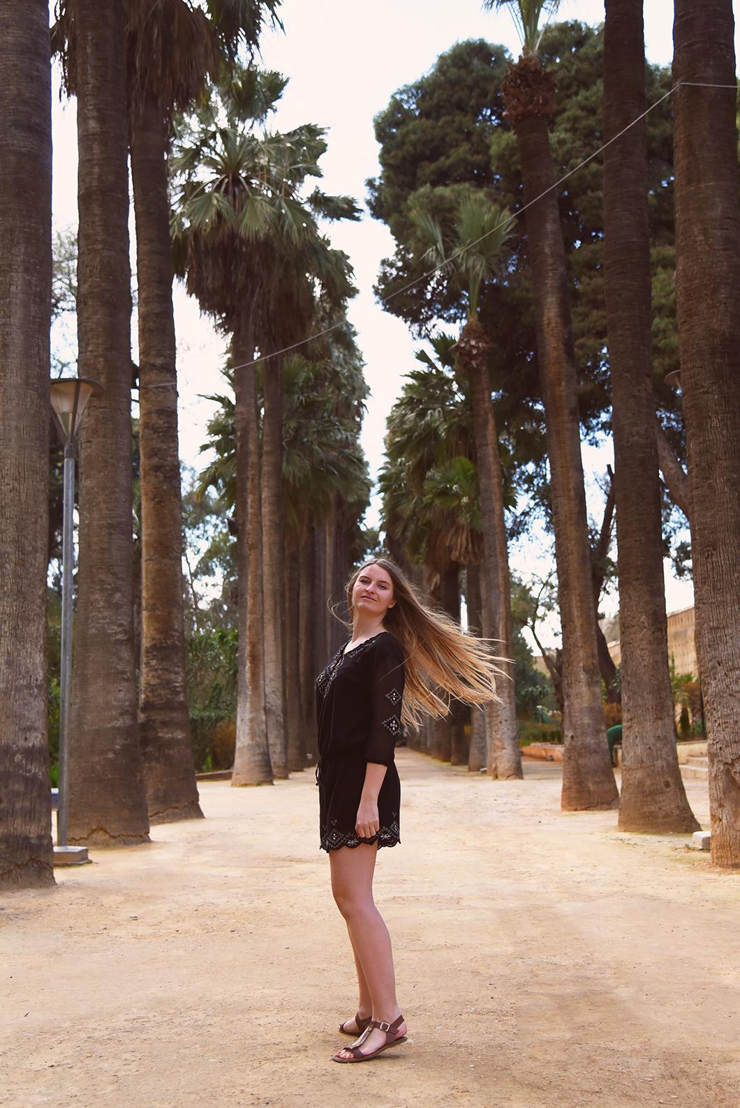 Jardin Jnan Sbil - visites incontournables à Fès