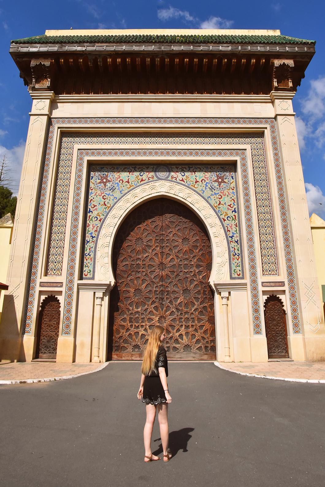 Visiter Fès el Bali - la médina