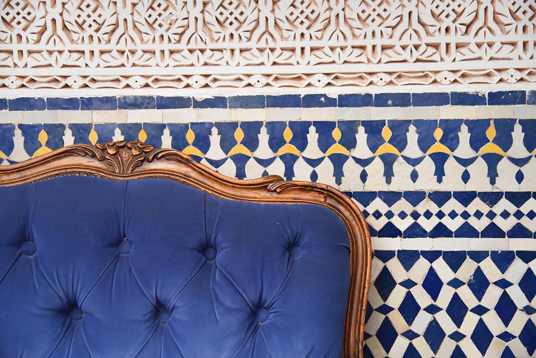 Riad Zamane - Hotel de Charme à Fès