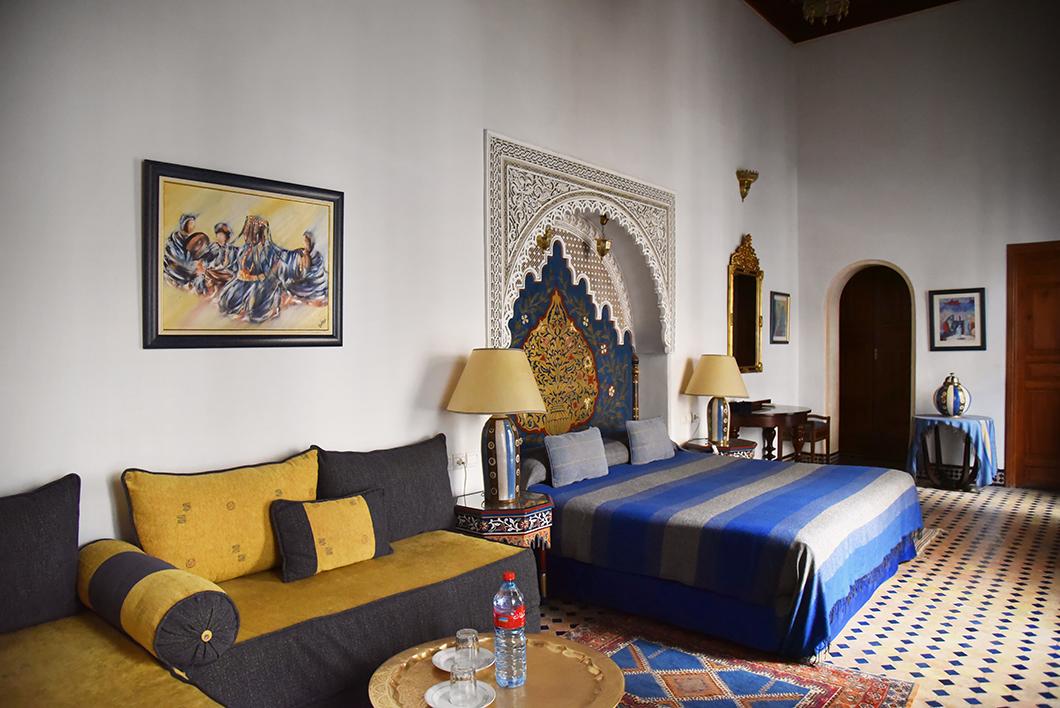 Où dormir à Fès ? Riad Zamane
