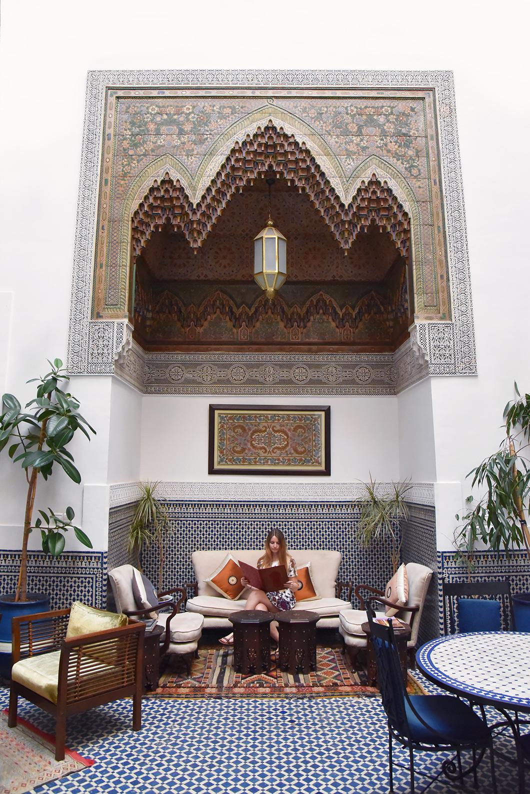 Riad Zamane - Bonnes adresses à Fès