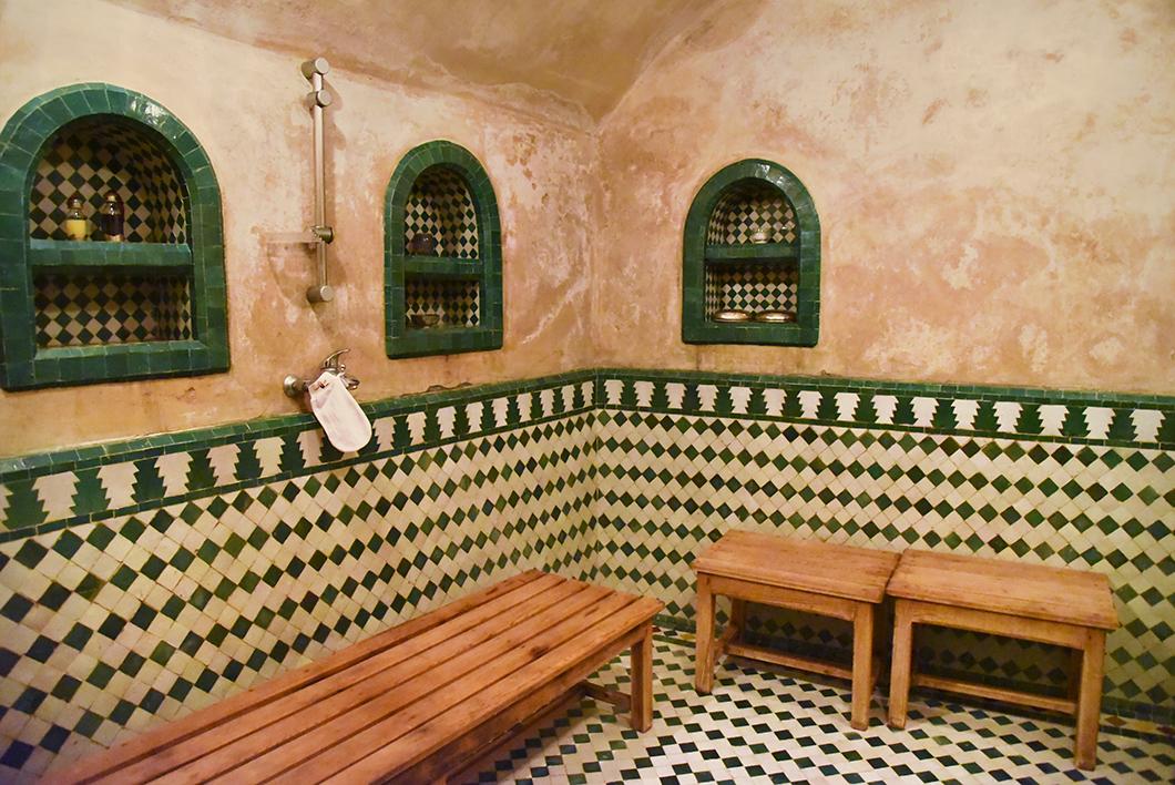 Riad Zamane Fès, hotel de charme avec hammam