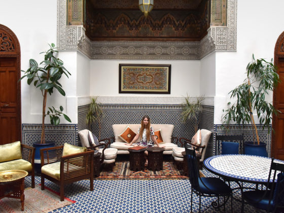 Fes - road trip maroc du nord