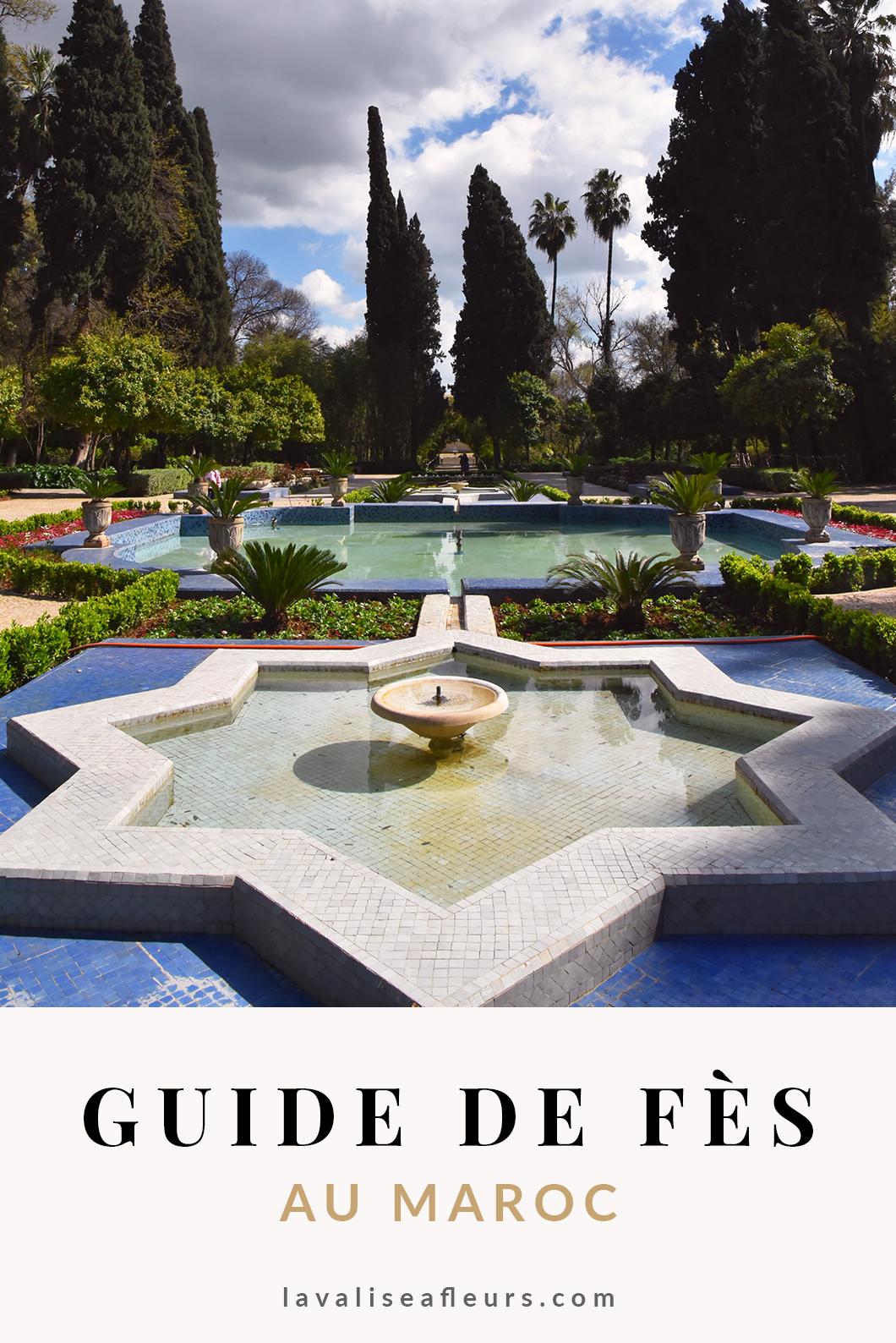 Guide de Fès au Maroc