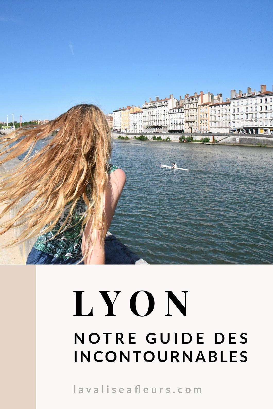 Guide des incontournables à Lyon