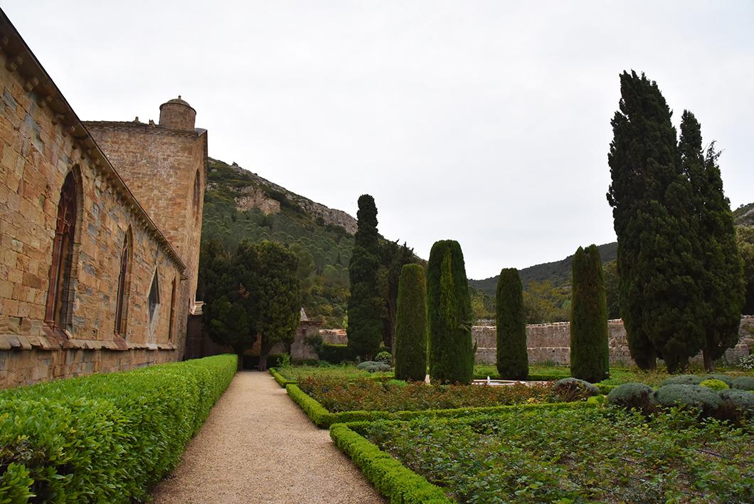 Que faire sur le littoral de l'Aude ? Abbaye de Fontfroide