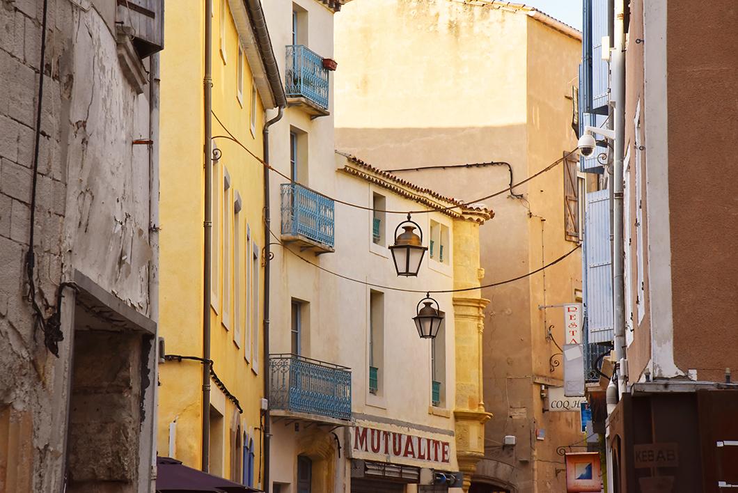 Visite de Narbonne sur le Littoral de l'Aude