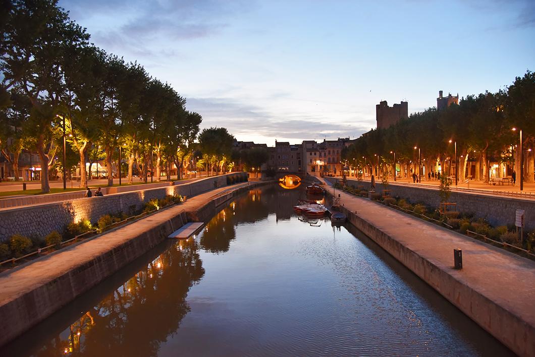 Un week end à Narbonne sur le Littoral de l'Aude