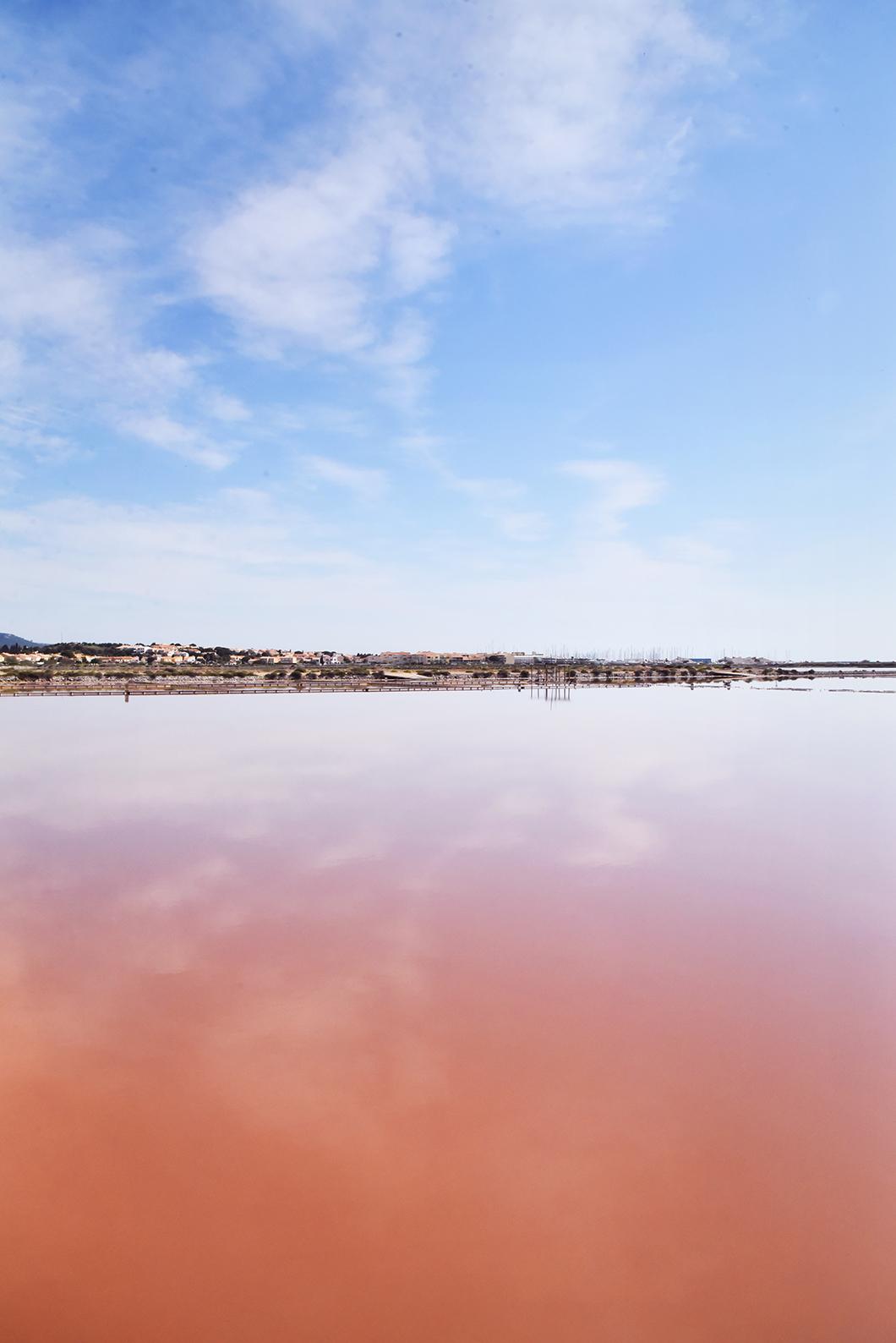 Visiter le Salin de l'île Saint-Martin à Gruissan
