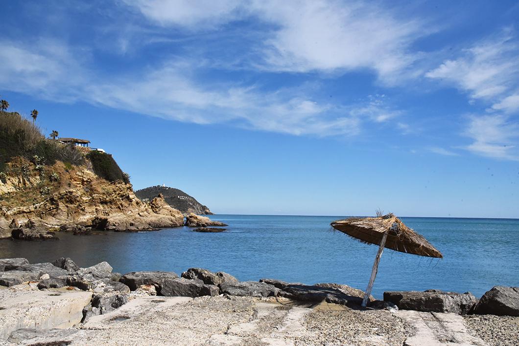 Plage Cabo Negro à Tétouan