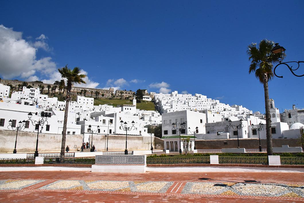 Visiter la Place El Feddane à Tétouan