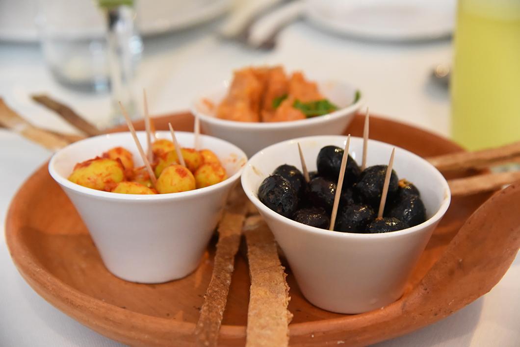 Où manger à Tétouan ? Blanco Riad