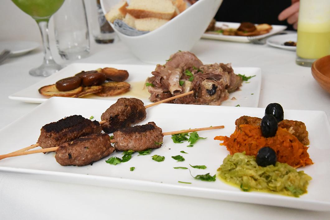 Blanco Riad, restaurant à Tétouan