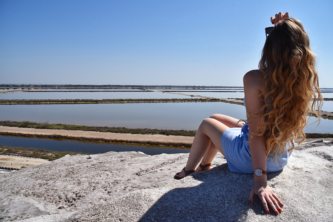 Que faire lors d'un week end en Camargue ? Les Salins d'Aigues-Mortes