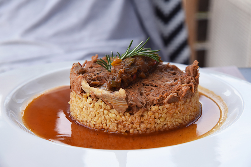 Mas de la Fouque, meilleur restaurant aux Saintes-Maries-de-la-mer