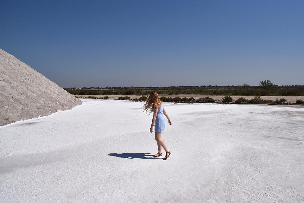 Visiter les Salins d'Aigues-Mortes